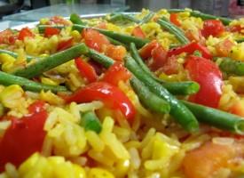 Hacer una paella de carne for Como hacer paella de verduras